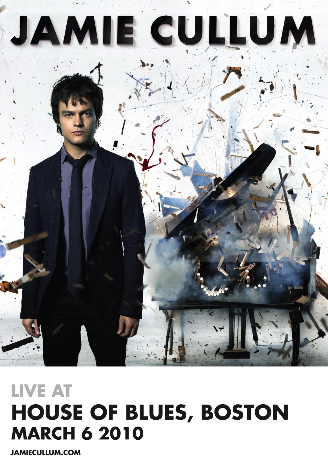 know about Jamie Cullum is
