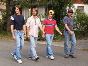 Everybody Wants Some walking