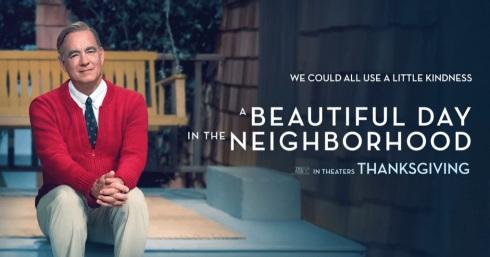 beautiful day in the neighborhood poster
