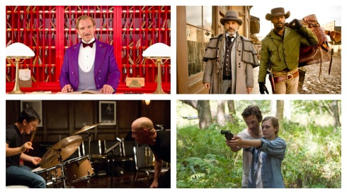 Favorite movies of the decade