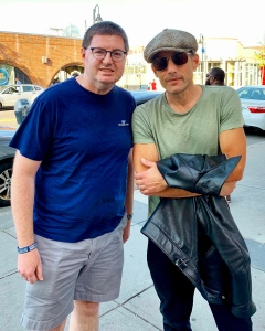 Me and Jakob Dylan