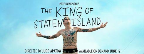 King of Staten Island banner